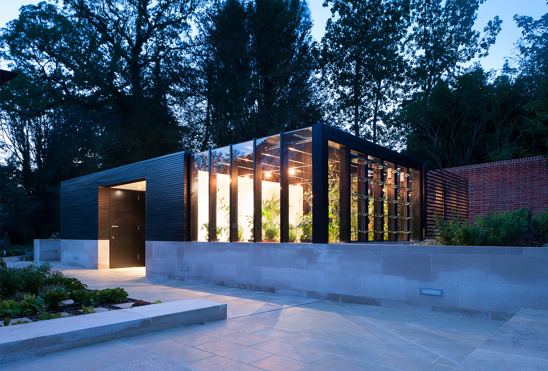 Itchen Greenhouse Acg