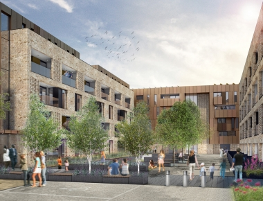 £25m Brent housing starts