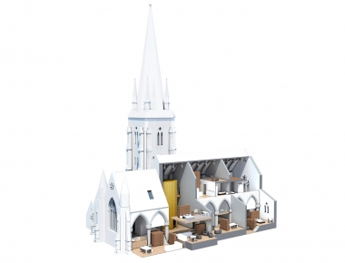 Planning for Grade II church