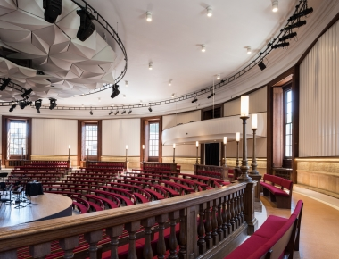 New lease of life for Memorial Hall