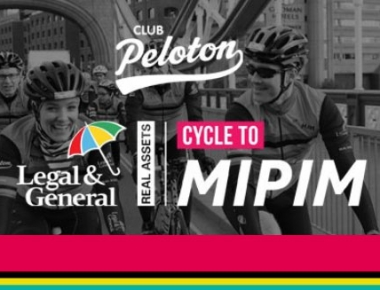 Matt's Cycling to MIPIM!