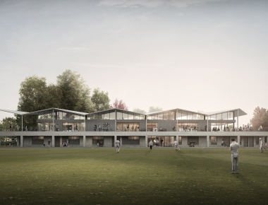 Basingstoke Sports Pavilion