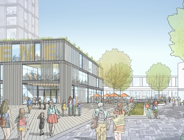 REIMAGINING OUR TOWN CENTRES